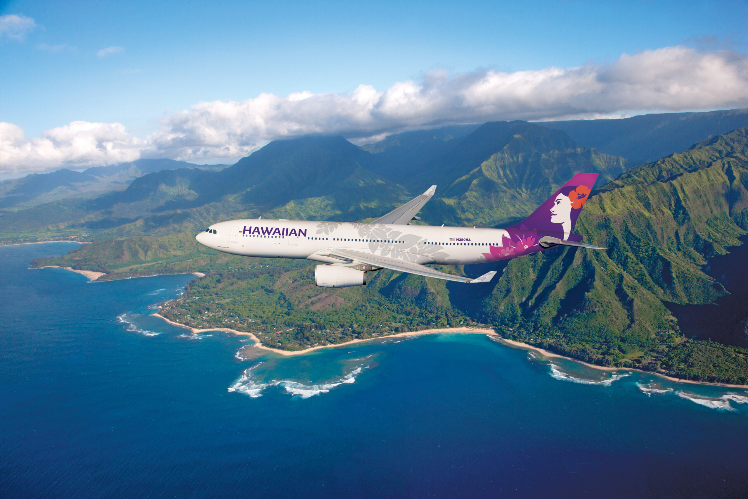 Good news for our friends at Hawaiian Airlines.